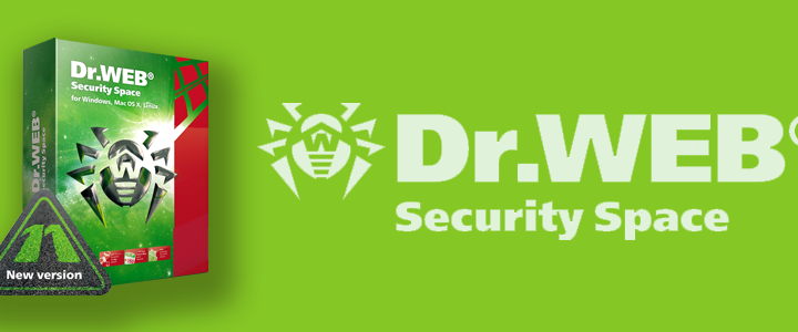 Dr.Web Security Space програм